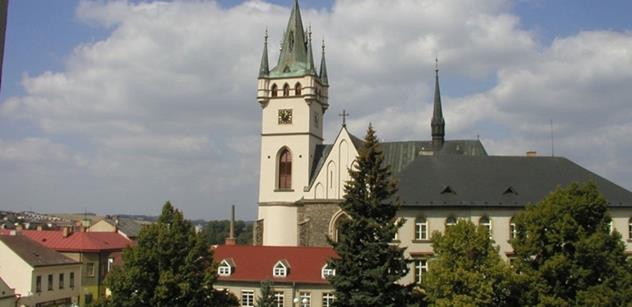 Humpolec: Tatíček Masaryk se vrátil domů. Město už střeží v plné síle