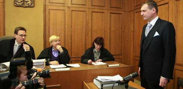 Žalobkyně navrhla pro Bártu a Škárku tresty. Jen podmíněné
