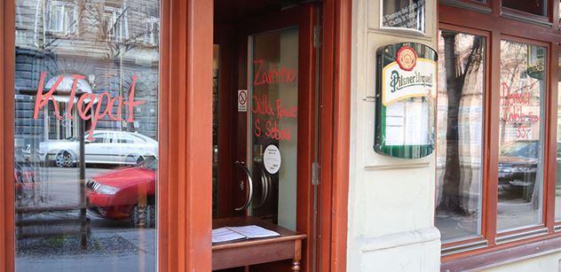Sdružení pro zaměstnanecké stravování: Restaurace se po zavření bojí ještě paušálu