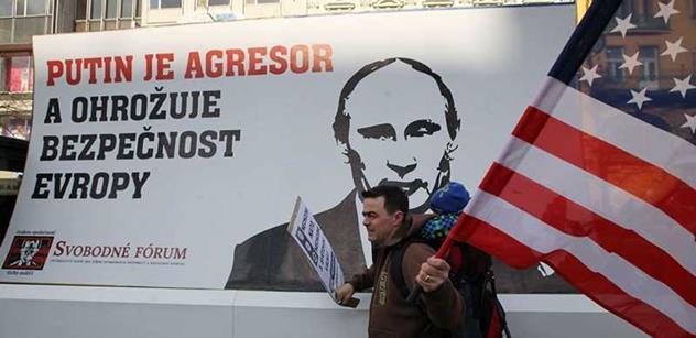 Zastavme se a čtěme: Profesor Zelený píše z USA o nenávisti k Americe i Rusku