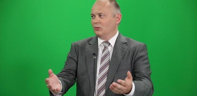 Michal Hašek (ČSSD): Několik oranžových vět
