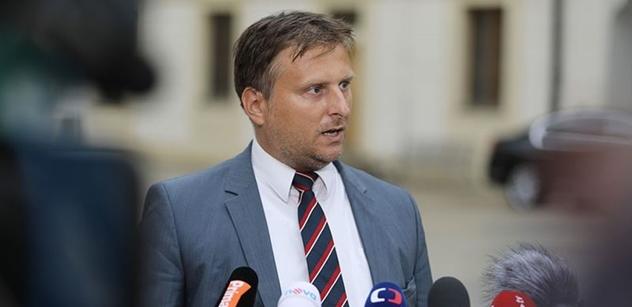 Ministr Kněžínek: Dialog se soudci při přípravě předpisů je nutný