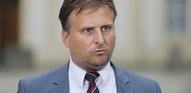 Ministr Kněžínek představil priority, které bude letos rezort předkládat