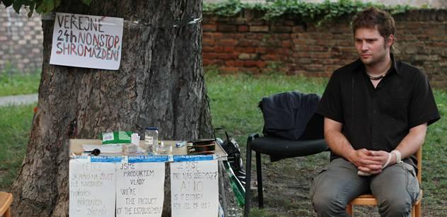 Na potlačení hnutí Occupy se podílely i banky, píší Britské listy