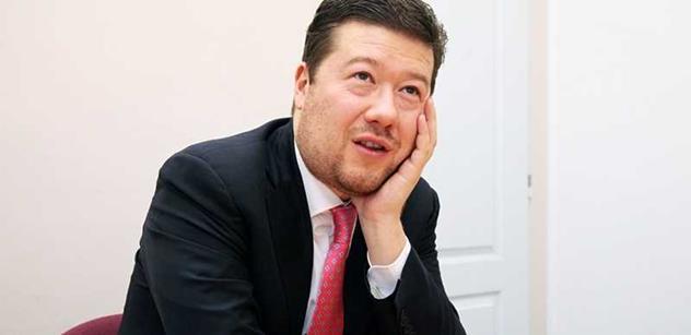 Okamura: Jedinou šancí na změnu je volit ty, co se na zločinech uplynulých let nepodíleli