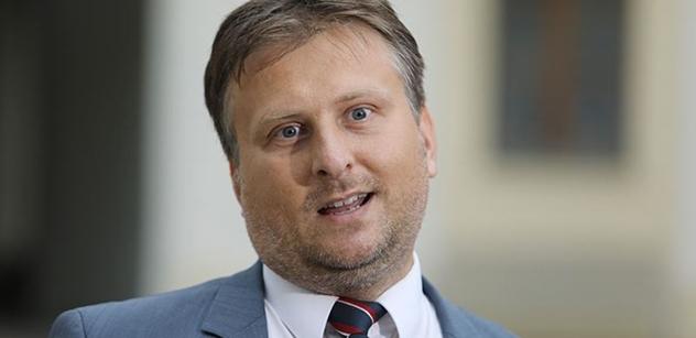 Ministr Kněžínek: Trestání kyberterorismu bude nabývat na aktuálnosti