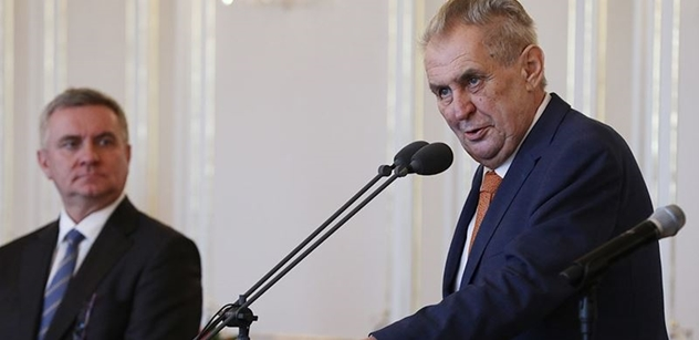 Zeman ťal ODS kvůli Klausovi ml. Jedovatě, nebudou rádi