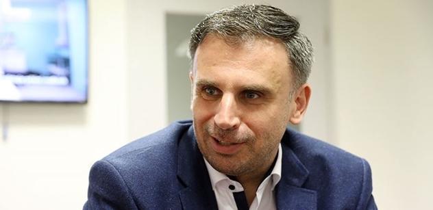 Všechno jinak? Jiří Zimola se pro PL vyjádřil k referendu i možným ministrům z ČSSD. Zahraničí by mohl vést někdo jiný