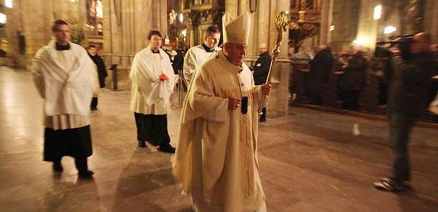 Duka napomíná levici: Papež František nechce třídní boj a nenávist, ale skromnost