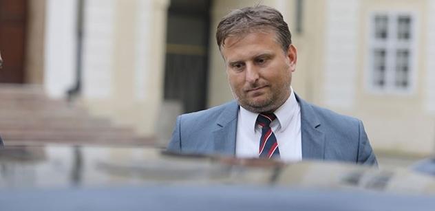 Ministr Kněžínek: Oddlužovací novela má otevřít institut oddlužení širšímu okruhu potřebných lidí