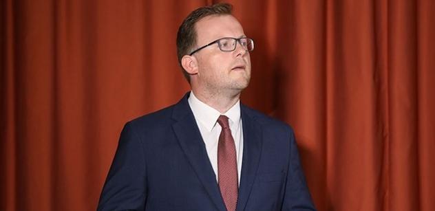 Marek Rojíček: Údaj o náboženském vyznání je dobrovolný