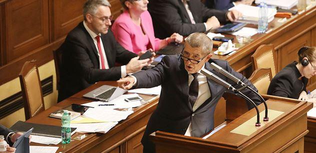 Andrej Babiš explodoval: Kecy a lži! Zaplacení demonstranti, Kalousek. Brusel a Američani, to je důvod