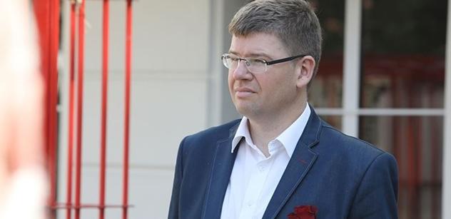 Jiří Pospíšil: Nepůjdeme s KSČM a extrémisty z SPD. Nedovedu si ani představit spolupráci s ANO