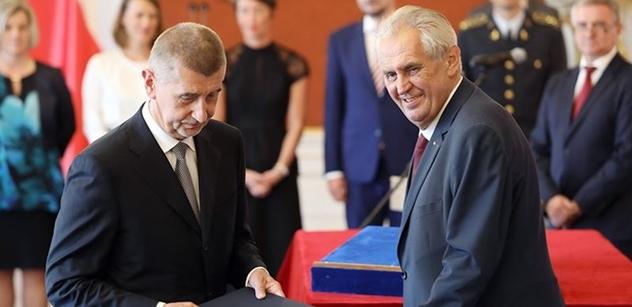 Babiš proti Zemanovi: Není důvod měnit náš vztah ke Kosovu