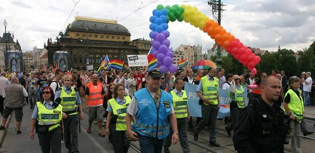 Na facebookové stránky festivalu Prague Pride zaútočil hacker