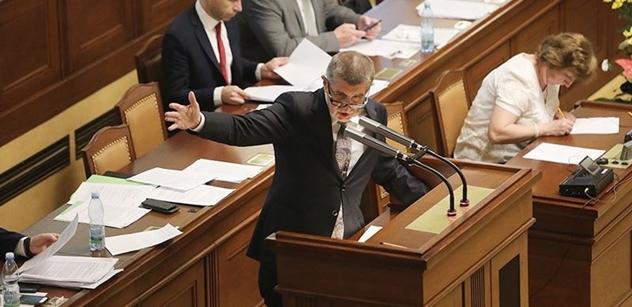 Babiš chtěl v Praze volit Čižinského: Šlo o nadsázku, jasně, že podpořím lídra ANO, reagoval pro PL
