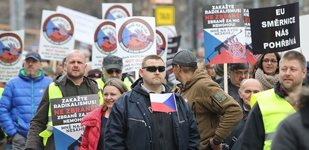 Valenta a Černochová tvrdě vypráskali senátory ČSSD. S jejich přičiněním prý znovu nedošlo na ústavní novelu, která vás má ochránit před odzbrojením z Bruselu