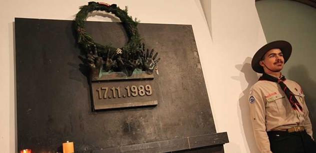 Igor Chaun obvinil Zemana ze lži a vypustil toto video k masakru na Národní třídě