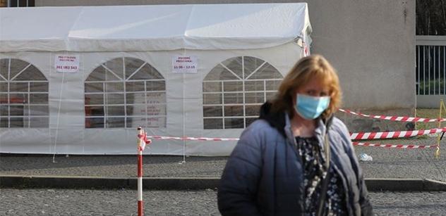Epidemiolog Maďar vyhlásil z ČT: Teď k nám virus začne víc vstupovat. Ale nechci uvolňovací masakr