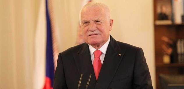 Klausův institut vydal publikaci o prezidentské amnestii