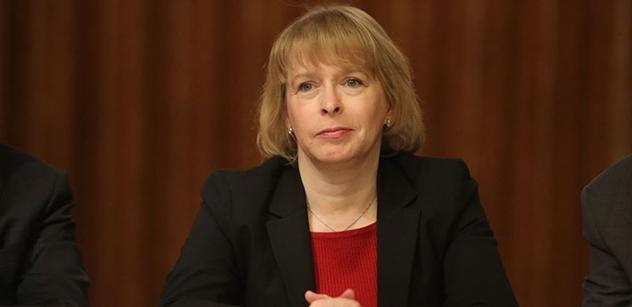 Kordová Marvanová (STAN): Neustopíme nátlaku autoritářského režimu