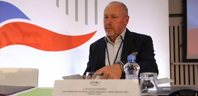 Poslanec Jaroslav Holík: Cizinci jsou vítáni. Pokud přicházejí řádně pracovat, dodržují naše zvyky, ctí kulturu a pořádek