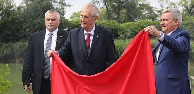 Sto dní prezidenta Zemana. Co už ve druhém období stihl?