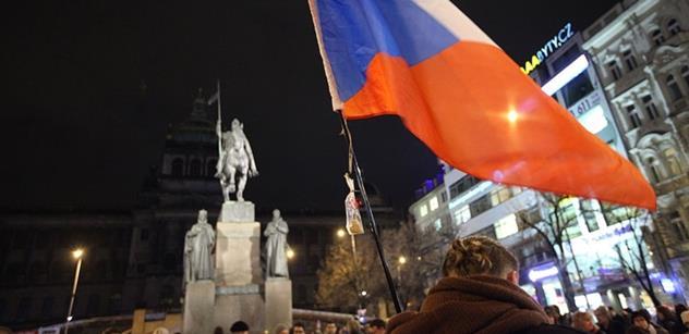 Michaela Bakala: Ještě, že se toho Václav Havel nedožil. Ten by se té ruské propagandě postavil...