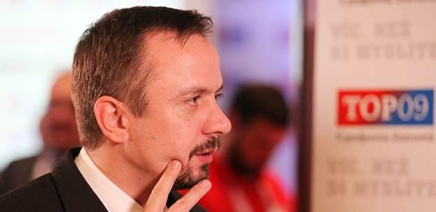 Kalouskův zástupce chce podrobnou analýzu volebních výsledků TOP 09