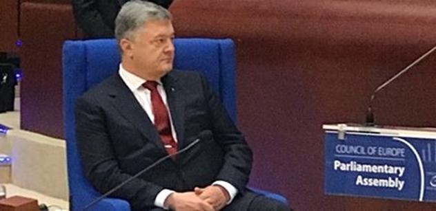 Jan Urbach: Návrh na obžalobu Petro Porošenka