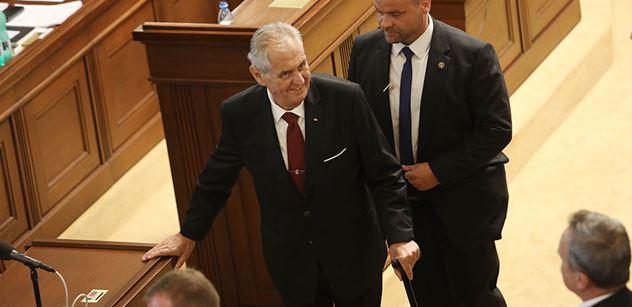 Jakub Janda, ten pornoherec! Zeman zaútočil na neziskovky při jednání vlády. To stojí za to