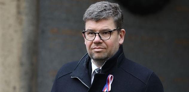Jiří Pospíšil: Jsem připraven věrně sloužit i Czerninovi, pokud bude zvolen předsedou TOP 09. Je to v zájmu ČR