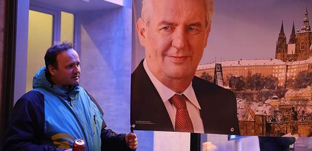 Václav Klaus po volbách: Je to výhra nezmanipulovaných lidí a důvod k optimismu. Obávám se ale, že příznivci Drahoše se s tím nesmíří