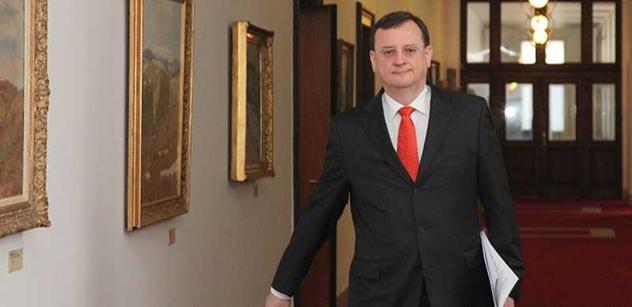 Matvijenková s premiérem Nečasem jednali o české zbrojní výrobě