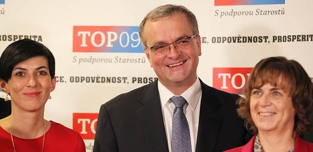 TOP 09: Vraťme sazby DPH do období před důchodovou reformou