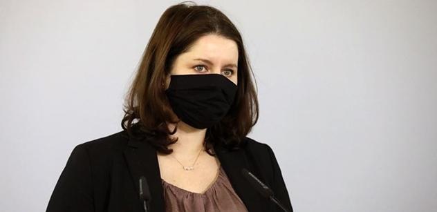Kurzarbeit se musí schválit, jinak budeme mít obrovský problém, varuje ministryně Maláčová