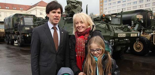 Když neposlechneme EU, tak ... Veronika Žilková pro PL varovně promlouvá o uprchlících