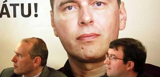 Kandidát Michálek šokoval nápadem na zrušení Poslanecké sněmovny