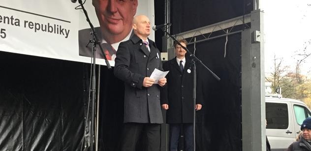 Šéf Úsvitu-NK Lidinský: Připravme se vojensky na rozpad EU, zhroucení NATO a totální kolaps. Největším přínosem je vycvičený ozbrojený občan, zaveďme brannou výchovu