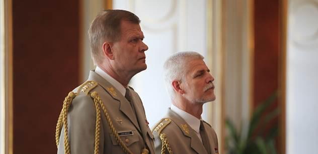 Rusko je nešťastné ze současného světového řádu, říká generál Pavel. A pokud jde o NATO...