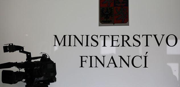 Ministerstvo financí: Marie Bílková jmenována náměstkyní ministryně