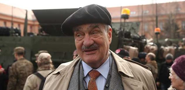 Karel Schwarzenberg pro PL: Je hodně nasraných voličů. Víc, než si Miloš Zeman myslel