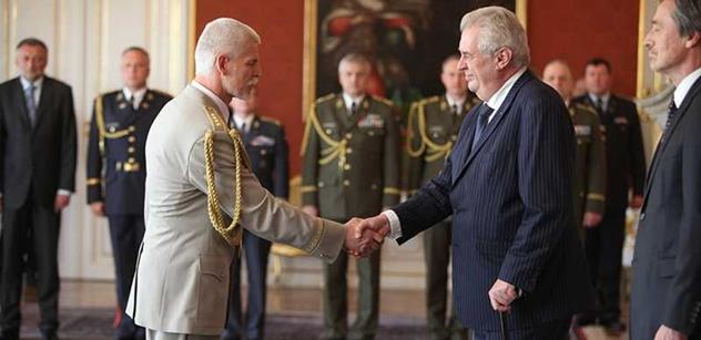 Generál Pavel z rádia velice vážně zaútočil na Jaroslava Foldynu