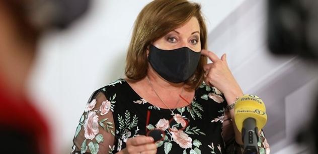 Ministryně Schillerová: Byla jsem nucena vybrat si z těch dvou zel to menší