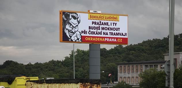 Policie navrhla obžalobu kvůli pronájmu billboardů u dálnic