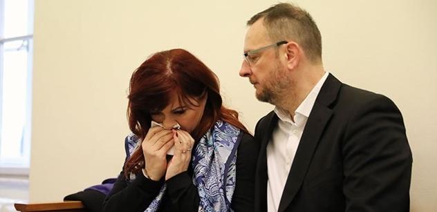 Petr Nečas před soudem: Žádná dohoda nebyla. Manželka s těmi lidmi vůbec nejednala