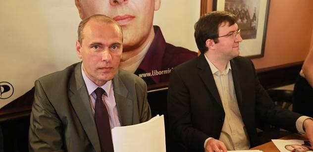 Michálek chce občany ve vyšetřovacích komisích sněmovny