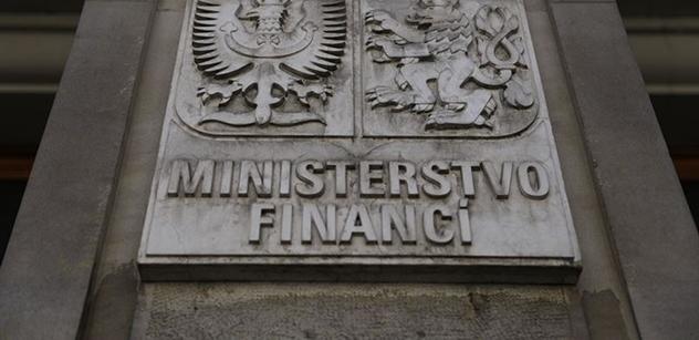 Ministerstvo financí: Novela zákona o státním rozpočtu