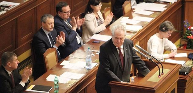 Zjišťovali jsme, jakou podporu má Miloš Zeman mezi politiky a kdo se proti němu postaví v boji o Hrad. Ta jména vás možná překvapí. A Babiš a americká ambasáda...