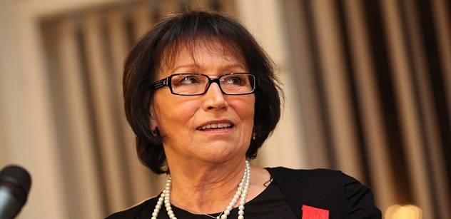 Marta Kubišová promluvila: Na Hradě se schovávají a lžou. Já chci za prezidenta...